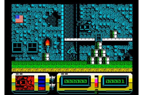 Action Force II (ZX Spectrum) - G.I. Joe Wiki Guide - IGN