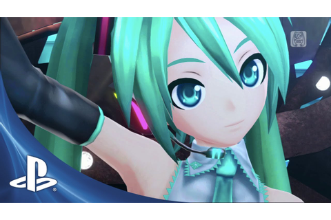 Hatsune Miku: Project DIVA F on PS3 - YouTube