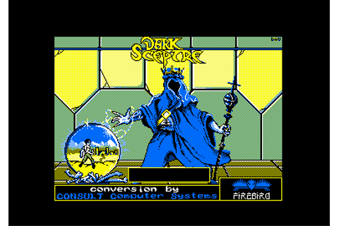Download Dark Sceptre (Amstrad CPC) - My Abandonware