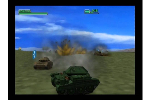 Seek And Destroy Save The Allies PS2 Gameplay - YouTube