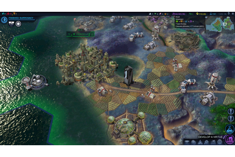 Civilization: Beyond Earth Review - IGN