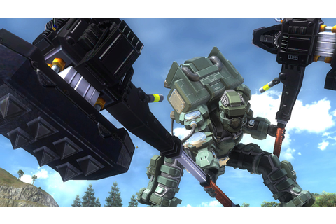 Earth Defense Force 5 is heading west sometime this year