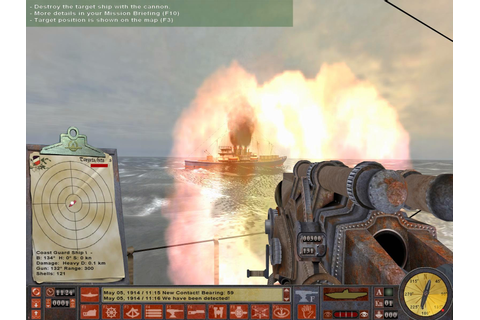 1914 - Shells Of Fury Game - Free Download Full Version For Pc