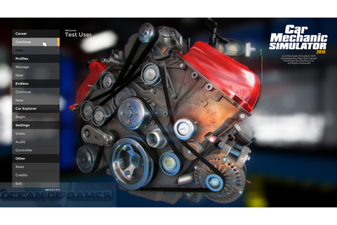 Car Mechanic Simulator 2015 Free Download - Ocean Of Games