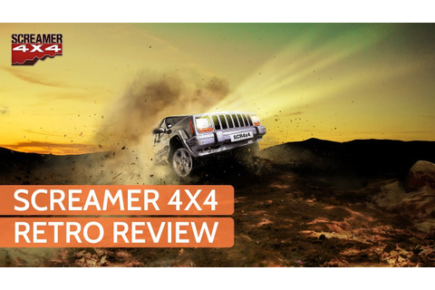 SCREAMER 4X4 retro game review: The best 4x4 simulator of ...