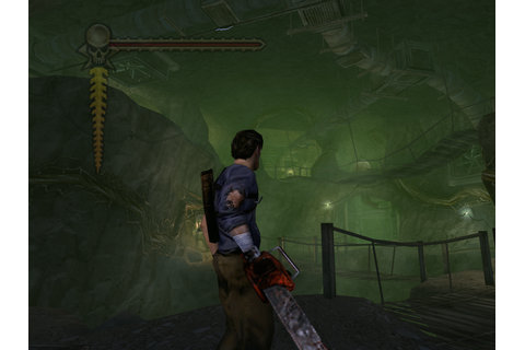 Evil Dead: Regeneration Screenshots for Windows - MobyGames
