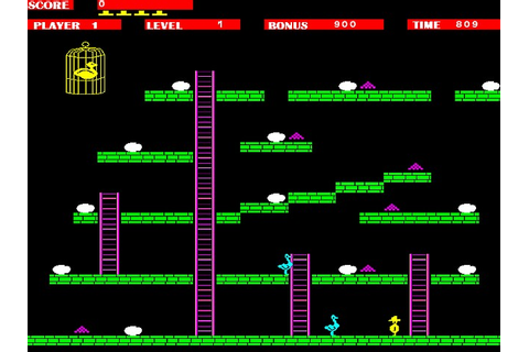 Indie Retro News: Chuckie Egg - ZX Spectrum eggy PC Remake!