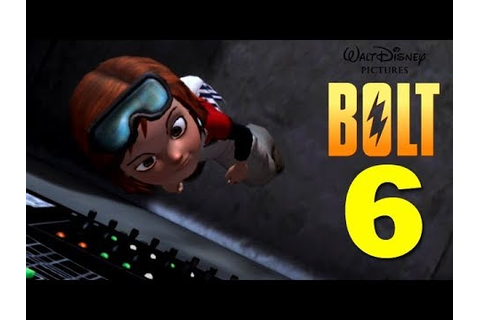 BOLT: Video Game - Part 6 [Hide and Sneak] - Playstation 3 ...