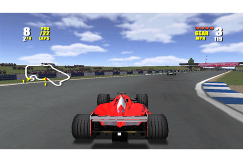 F1 Championship Season 2000 PS2 Gameplay HD - YouTube