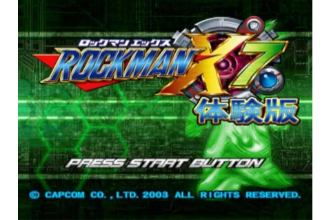 Mega Man X7 Download Free Full Game | Speed-New