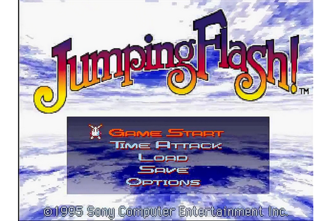 Jumping Flash Download Game | GameFabrique