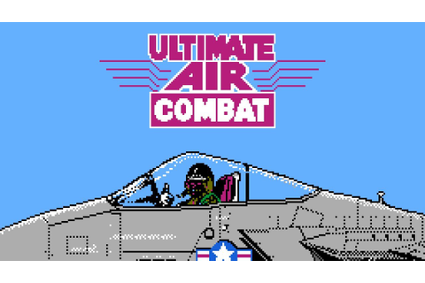 Ultimate Air Combat - NES Gameplay - YouTube