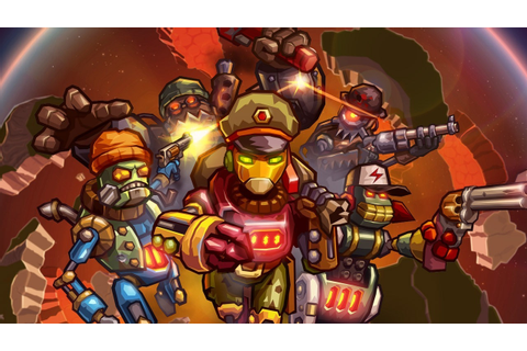 SteamWorld Heist Releases on the Wii U eShop on 20th ...