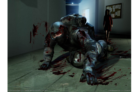 Download Free F.E.A.R. Extraction Point Games - PC Game