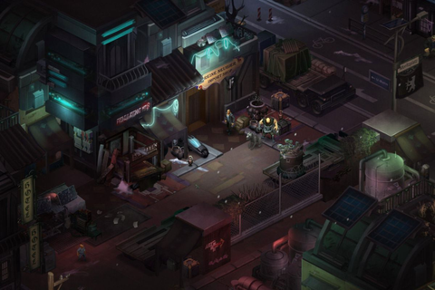 Shadowrun Returns developer teases more Shadowrun for 2015 ...