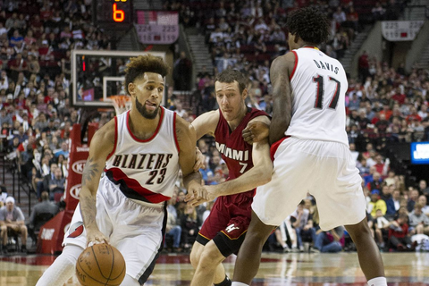 Miami Heat at Portland Trail Blazers Game Preview - Blazer ...
