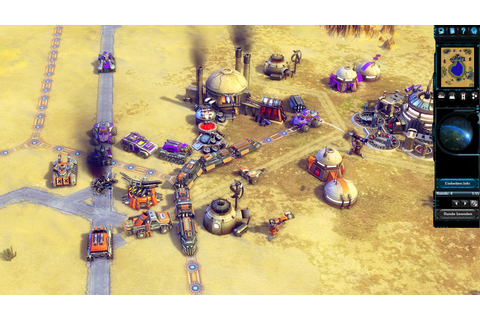 Download Battle Worlds: Kronos Full PC Game