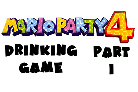 Mario Party 4 Drinking Game: Part 1 - YouTube