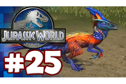10 EVOLUTIONS | Jurassic World: The Game - Part 25 - YouTube