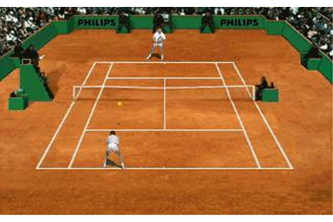 International Tennis Open Download (1994 Sports Game)