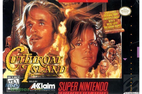 Cutthroat Island ROM - Super Nintendo (SNES) | Emulator.Games
