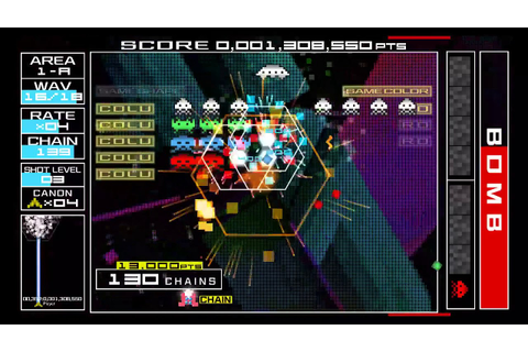 Space Invaders Extreme [NDS/PSP/X360/PC] Coming To Steam ...