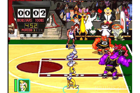 Space Jam Download on Games4Win