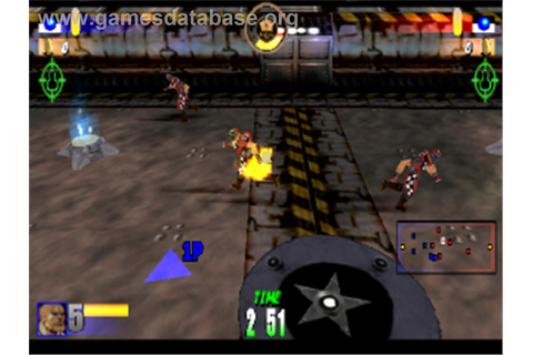 Rageball - Sony Playstation - Games Database