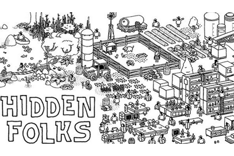 Hidden Folks » FREE DOWNLOAD | CRACKED-GAMES.ORG