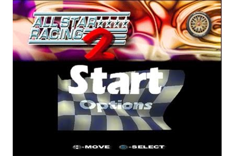 All Star Racing 2 PS1 ISO - Download Game PS1 PSP Roms ...