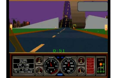 Race Drivin' - YouTube