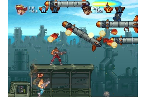 Review: Contra ReBirth