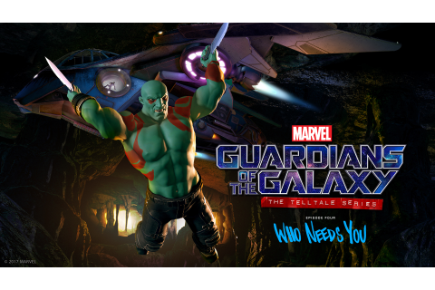 Marvel's Guardians of the Galaxy The Telltale Series ...