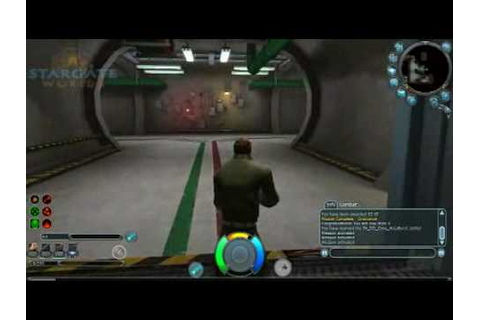 Stargate Worlds PC Games Gameplay - Mission Tactics - YouTube