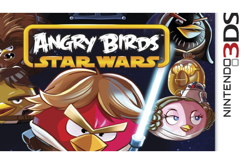 Angry Birds Star Wars Gameplay (Nintendo 3DS) [60 FPS ...