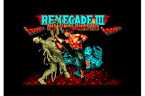 Download Renegade III: The Final Chapter (Amstrad CPC ...