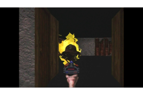 Escape from Monster Manor (3DO) Level 01 - Gameplay - YouTube