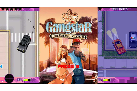 Gangstar Crime City (The City Song) - Java (Jar) Game ...