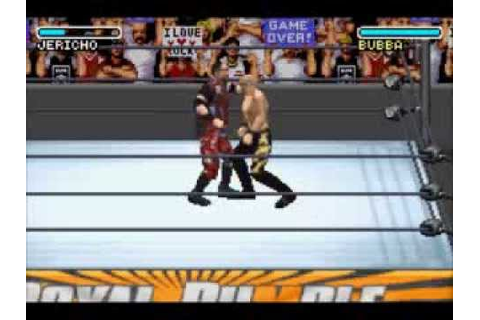 Wwe Road To Wrestlemania X8 Gba Finishers