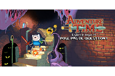 Adventure Time™ : Explore le donjon et POSE PAS DE ...