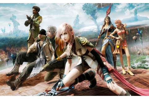 final fantasy xiii game 4 wallpapers - DriverLayer Search ...