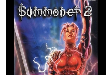 Summoner 2 (PS2) Part 4 - Munari City Harbor and Adytum of ...