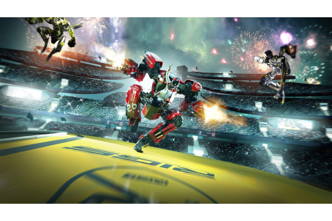 RIGS Mechanized Combat League VR Game 4K Wallpapers | HD ...