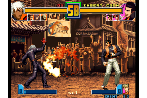 The King Of Fighters 2001 Game - Free Download Full ...