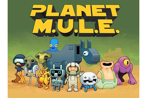 Planet M.U.L.E.: Rts Games Minus the Fighting - Technabob