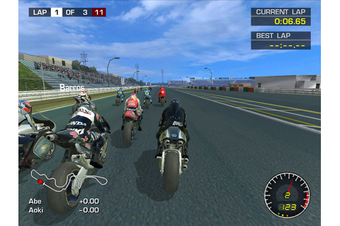 screenshots free game motogp 2