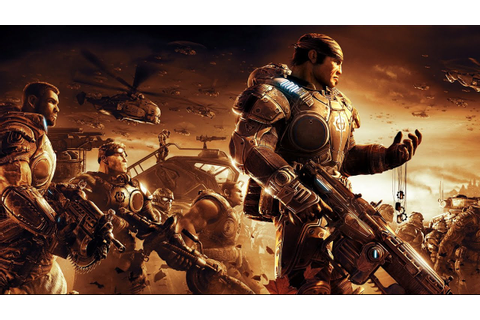 Gears of War 2 Game Movie (All Cutscenes) HD - YouTube