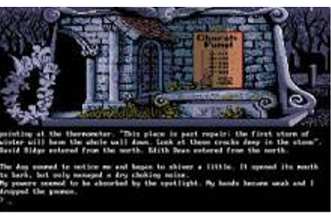 Scapeghost Download (1991 Adventure Game)