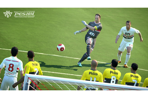 Pro Evolution Soccer 2014 Game Free Download Full Version ...