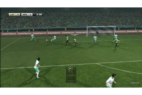 CGR Undertow - PRO EVOLUTION SOCCER 2011 for PS3 Video ...